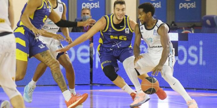 Basket League: Πρώτη νίκη για Κολοσσό, 77-62 το Λαύριο