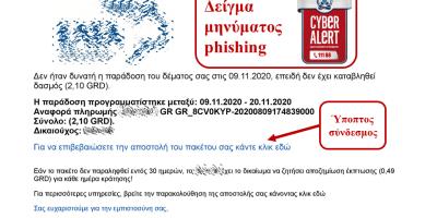 ΕΛ.ΑΣ: Προσοχή στις υποκλοπές δεδομένων μέσω e-mails!