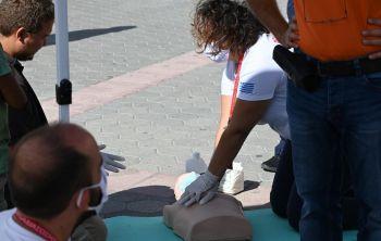 Ομάδα Διάσωσης Κω: Τίμησε την Παγκόσμια Ημέρα Επανεκκίνησης Καρδιάς