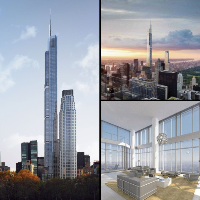 1 Central Park Tower