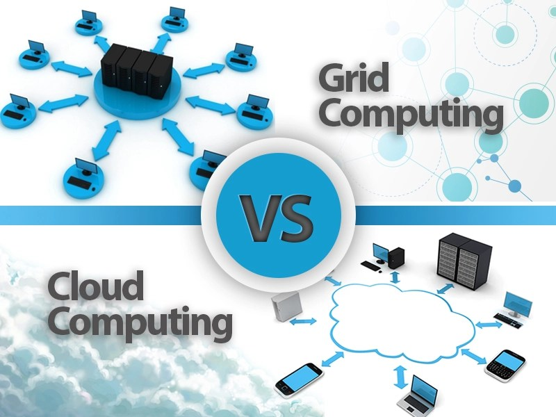 Cloud Computing vs Grid Computing