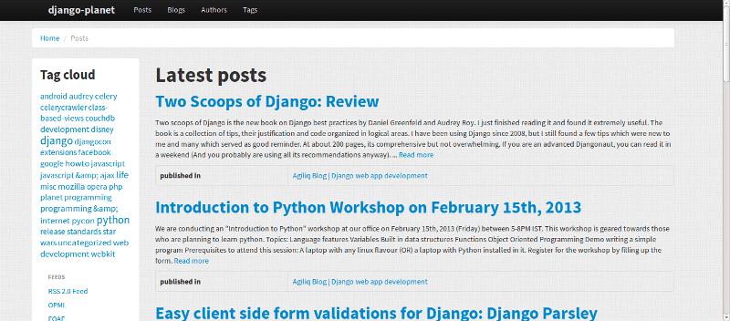 Django Blog | How to Make Your First Blog with Django | SkySilk
