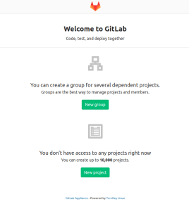 switch from GitHub to GitLab
