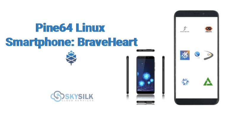Pine64 Linux Smartphone