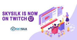 SkySilk is now on Twitch