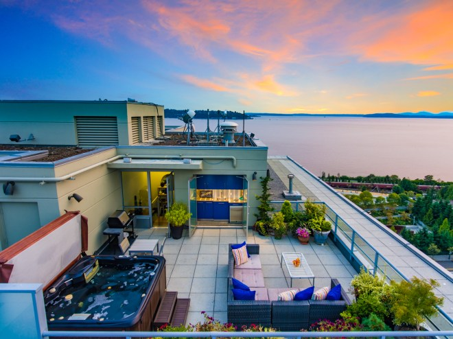 Seattle Penthouse 1