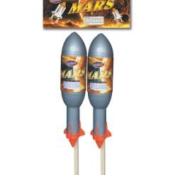 Mars Rocket (70mm)