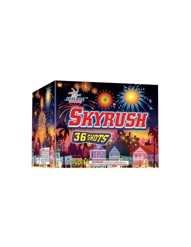 Skyrush 36Shots