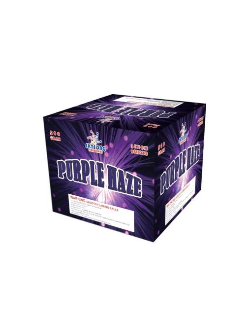 "Purple Haze 3"" 9Shots"