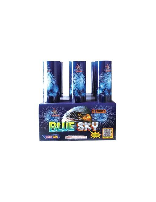 "Blue Sky 3"" 9Shots"
