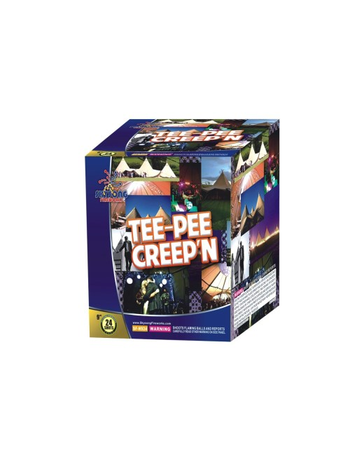 Tee-Pee Creep'n 24Shots