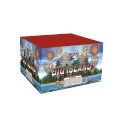 "Big Island 2"" 100Shots Cake"