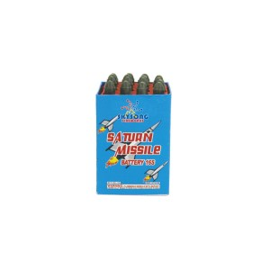 16 Shots Saturn Missile Battery