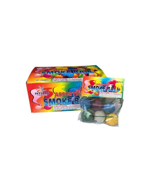 Assortment Smoke Ball