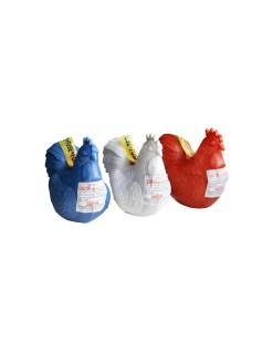Chicken Red White Blue