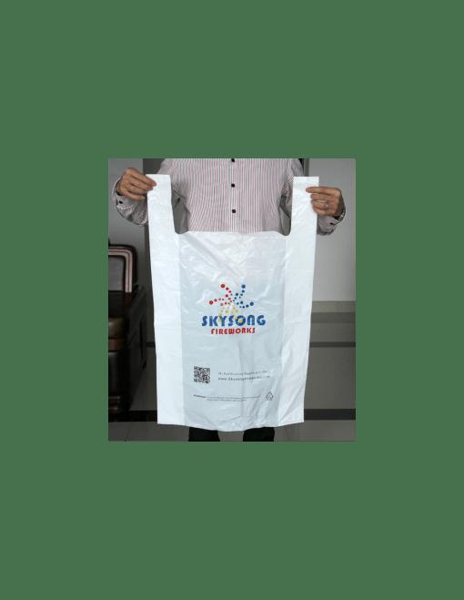 """Plastic Bag (L) 32""""x20"""" 50PCS"""