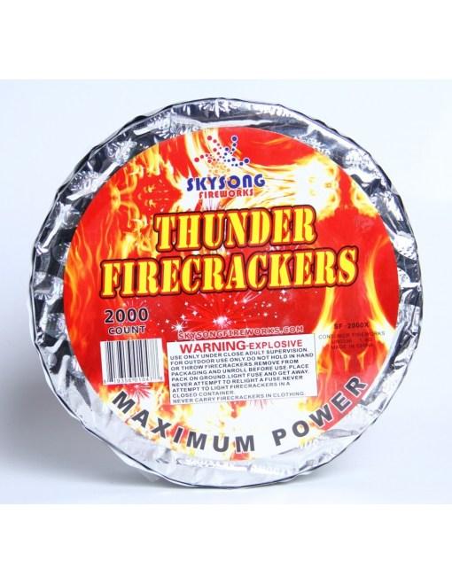 Skysong Thunder Firecracker 2000