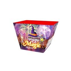 Mojo Magic 30Shots Fan Cake
