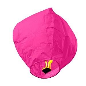 Pink Sky Lantern 10PCS