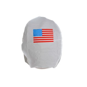 USA Flag Sky Lantern 10PCS