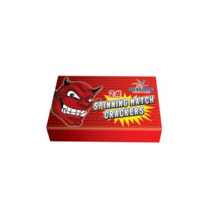 No.2 Spinning Match Crackers