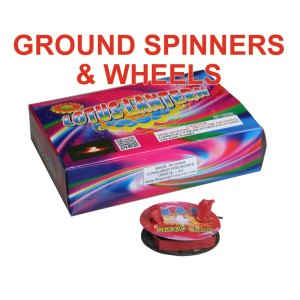 Ground Spinners, Wheels