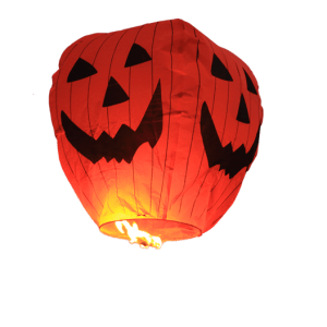 halloween sky lantern