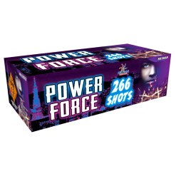 Power Force 266Shots Compound Fireworks