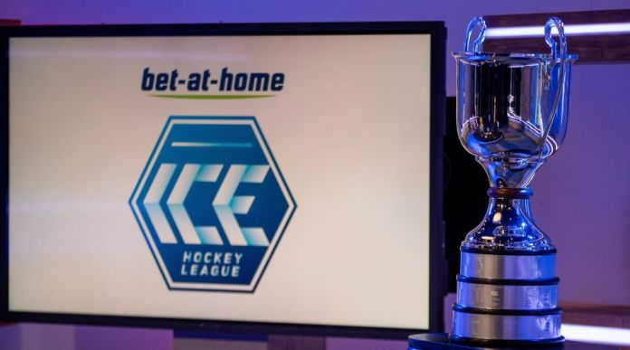 VIENNA,AUSTRIA,22.SEP.20 - ICE HOCKEY - ICEHL, bet-at-home ICE Hockey League, season start, press conference. Image shows the Karl Nedwed trophy. Photo: GEPA pictures/ Philipp Brem