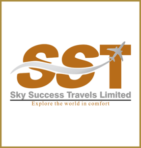 logo of Sky Success Travels Limited - Travel Agency in Ghana, Travel and Tour Agency in Okponglo, east Legon, Accra, Ghana