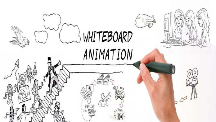 Whiteboard Animations on goanimate