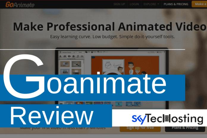goanimate review