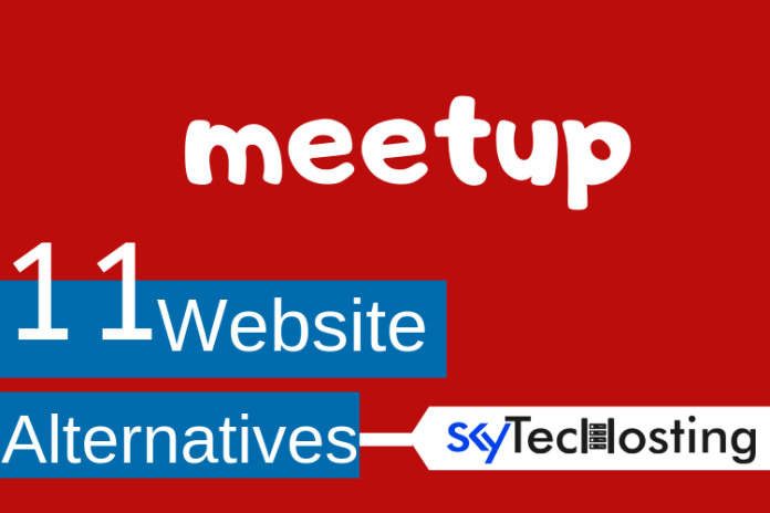 Top 11 websites like MeetUp: Join To New Community