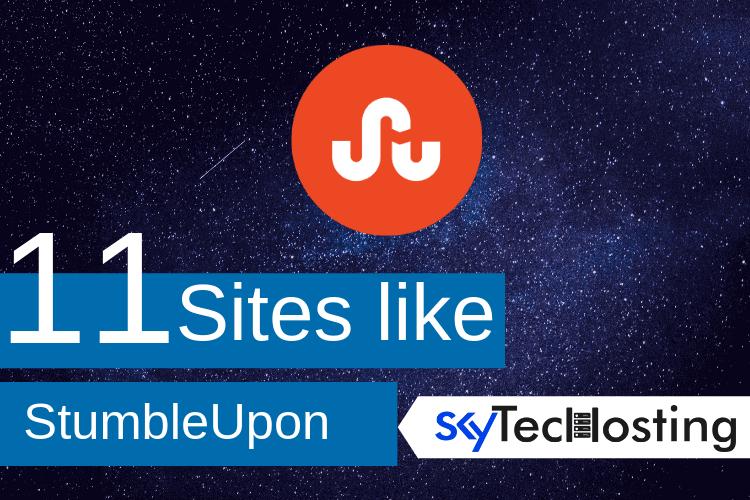 sites like stumbleupon