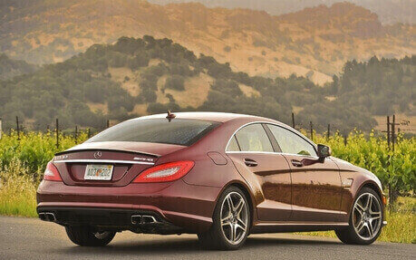Mercedes Benz CLS class launched in 2013