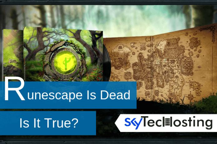 is runescape dead