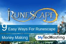 runescape money making