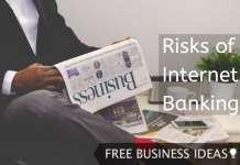risks of Internet banking