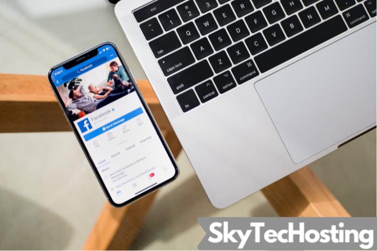 Promote affiliate website through facebook