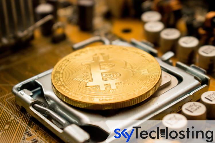 Handling Bitcoin Mining Server