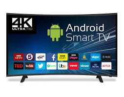 Skyview Tv 55C100S in Kenya 55inch 4k, Curved, Smart, Ultra HD LED TV