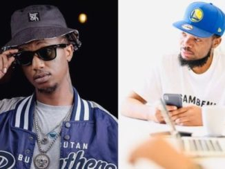 Emtee on why hes still working with Producer Ruff