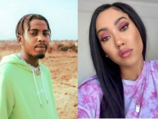Flvme hits back at ex girlfriend following her tweet about dating SA rappers