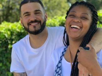 J Something celebrates 6 years of marriage with wife Coco