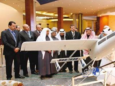 جامعة تبوك تصنع طائرة بلا طيار لمراقبة السيول