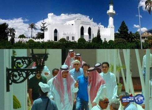 الملك سلمان شيّد أول مسجد يصدح منه الأذان بأسبانيا بعد سقوط الأندلس