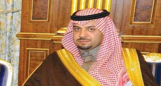 أمير الشمالية يدشن الحملة الخليجية للتوعية بالسرطان بالمنطقة