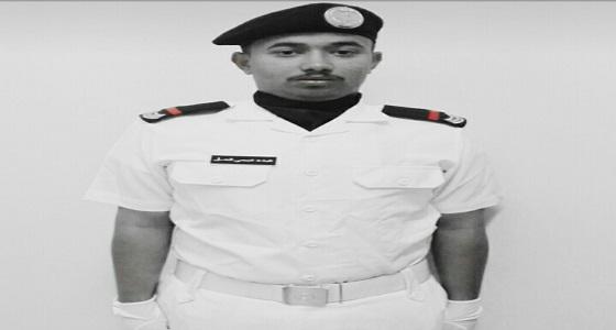 """"""" عبده قحل """" يحتفل بتخرجه من القوات البحرية الملكية بجدة"""