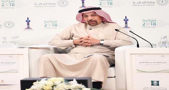 الفالح يفضح أكاذيب وإدعاءات مخاوف المستثمرين بعد حملة الفساد برد حاسم