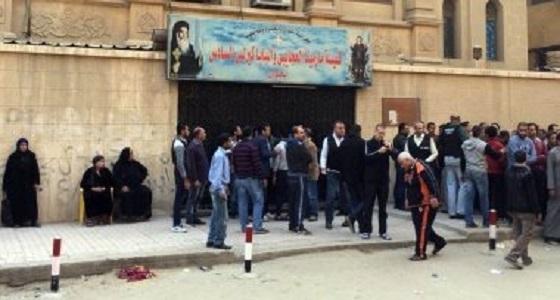 مصر: مصرع وإصابة 14 شخصاً في الهجوم الإرهابي على كنيسة حلوان